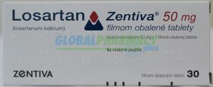 Generic Cozaar - Losartan 50mg