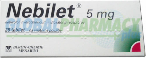 Nebivolol (Bystolic) Tablets  LP_Bystolic-Nebivolol