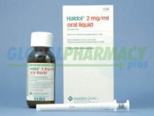 Haldol Oral Liquid (Haloperidol Lactate) 2mg/ml, 100 ml liquid HALOPERIDOL2mg/ml
