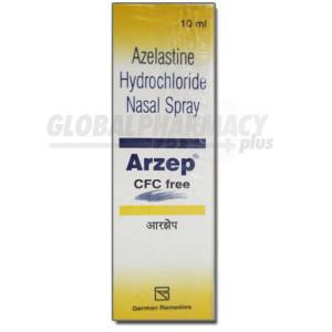 Rhinolast (Azelastine Hydrochloride) 137mcg, 22 ml spray AZELASTINE137